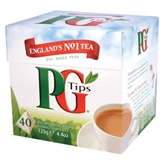 Pg Tips Black Tea Pyramid Tea Bags (4.4 oz.)