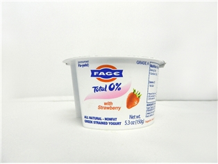 Fage Total 0% Greek Yogurt with Strawberry (5oz.)
