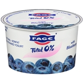 Fage Total 0% Greek Yogurt with Blueberry (5oz.)