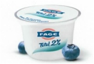 Fage Total 2% Greek Yogurt With Blueberry (5oz.)