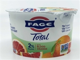 Fage Total 2% Greek Blood Orange Yogurt (5oz.)