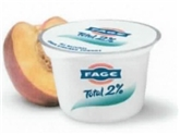 Fage Total 2% Greek Yogurt with Peach (5oz.)