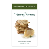 Stonewall Rosemary Parmesan Crackers