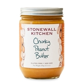 Stonewall Chunky Peanut Butter