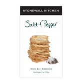 Stonewall Salt & Pepper Crackers