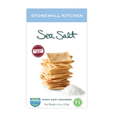 Stonewall Sea Salt Crackers Gf