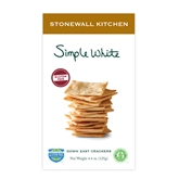 Stonewall White Crackers Gf