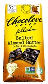 Chocolove Dark Chocolate with Almond Butter