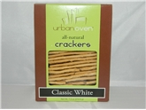 Urban Oven Classic White Crackers (7.5 oz.)