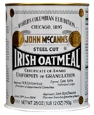 McCanns Irish Oatmeal Tin (28 Oz)