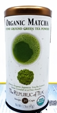 Republic Of Tea Org Matcha Sin