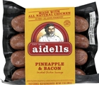 Aidells Pineapple & Bacon Smoked Chicken Sausage 12oz
