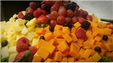 Cheese & Fruit Platter (Medium)