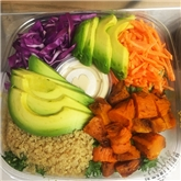 Big Vegan Buddha Bowl