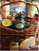 Antipasto Gift Basket, Perishable (Large)