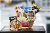 Snack Time Basket (Medium)