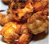 Grilled Shrimp Skewers Platter (1 Dz.)