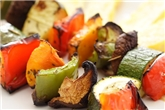 Grilled Vegetable Skewers (1 Dz.)
