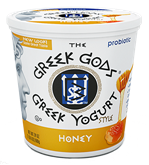 Greek God Yogurt with Honey