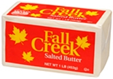 Fall Creek Salted Butter (1 lb.)