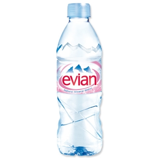 4eb49ca99e Evian Natural Spring Water (16.9oz.)