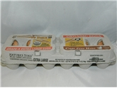 Nature's Yoke XL Brown Organic Eggs (1 dz.)