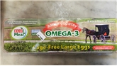 Ecomeal Cage Free DHA Large Brown Eggs (dozen)