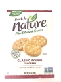 Back to Nature Plant Based Classic Round Crackers (8.5oz)