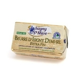Isigny Sainte Mere Sweet Roll Butter (8.8 oz.)