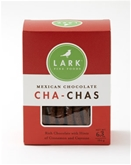 Mexican Chocolate Cha-Chas Cookies
