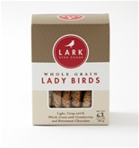 Whole Grain Lady Birds Cookies