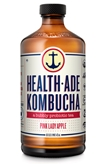 Health Ade Pink Lady Apple Kombucha (16oz.)