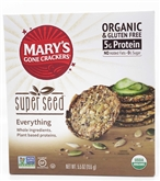 Marys Gone Super Seed Everything Crackers