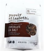 Purely Elizabeth Chocolate Granola  Sea Salt 8oz.