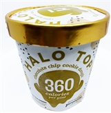 Halo Top Cookie Dough