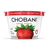 Chobani 0% Strawberry Greek Yogurt (5oz.)
