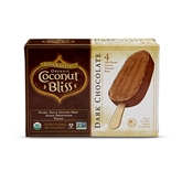 Luna & Larry Coconut Bliss Dark Chocolate Bar 4pk