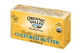 Organic Valley Unsalted European Cultured Butter