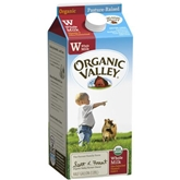 Organic Valley Whole Milk (64oz)