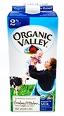 Organic Valley 2% Milk (64oz)