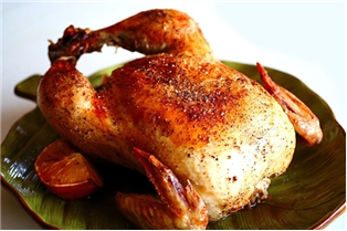 Asian Roasted Chicken