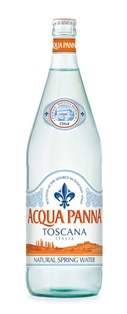 Acqua Panna Natural Spring Water (34oz Glass Bottle)
