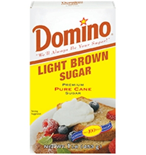 Domino Light Brown Sugar (1 Lb)
