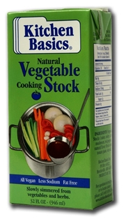 Kitchen Basics Vegetable Stock (32 oz.)