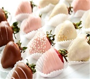 Chocolate Dipped Strawberries (12pc)