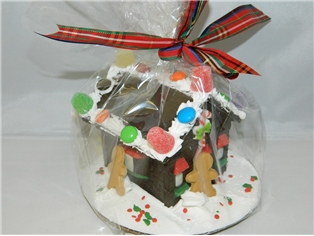 Christmas Chocolate House (Small)