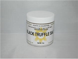 Black Truffle Salt (5 oz)
