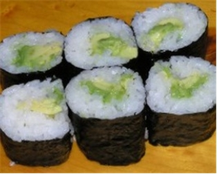 Avocado Roll (9PC)