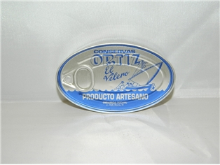 Ortiz Bonito Del Norte Tuna In Tin (6.7 oz.)