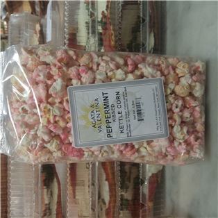 A&V Peppermint Kissed Kettle Corn (3.5oz.)
